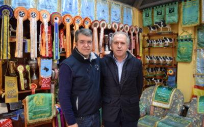La ganadería más premiada de España